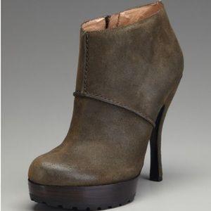 Modern Vintage booties